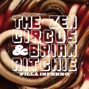The Zen Circus, Brian Ritchie 歌手頭像