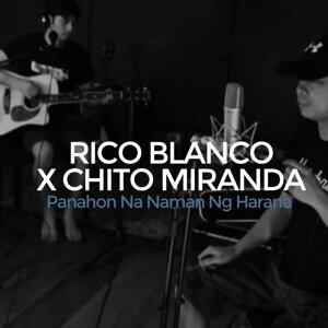 Rico Blanco, Chito Miranda 歌手頭像