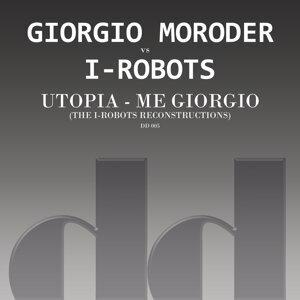 Giorgio Moroder, I-Robots 歌手頭像