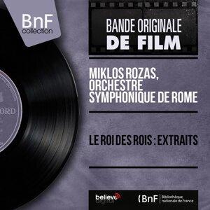 Miklos Rozas, Orchestre Symphonique de Rome 歌手頭像