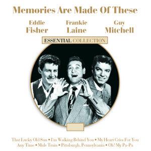 Frankie Laine, Eddie Fisher, Guy Mitchell 歌手頭像