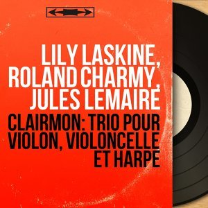 Lily Laskine, Roland Charmy, Jules Lemaire 歌手頭像
