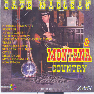 Dave Maclean & Montana Country 歌手頭像