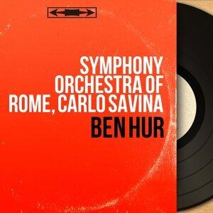 Symphony Orchestra of Rome, Carlo Savina 歌手頭像