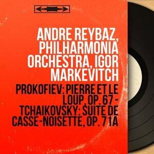 André Reybaz, Philharmonia Orchestra, Igor Markevitch 歌手頭像