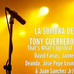 La Sombra De Tony Guerrero 歌手頭像