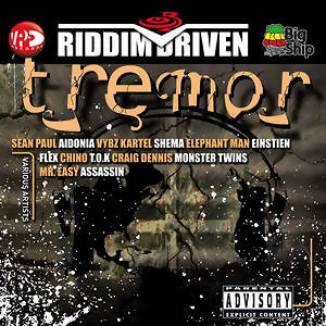Riddim Driven: Tremor 歌手頭像