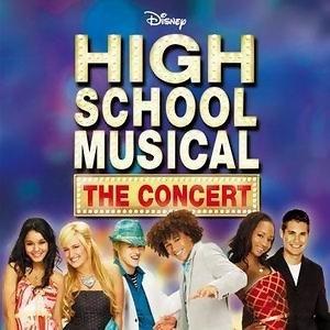 High School Musical : The Concert (歌舞青春原音重現) 歌手頭像