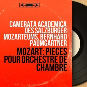 Camerata Academica des Salzburger Mozarteums, Bernhard Paumgartner 歌手頭像