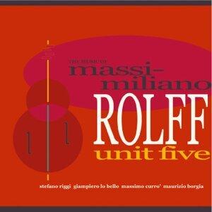 Massimiliano Rolff 歌手頭像