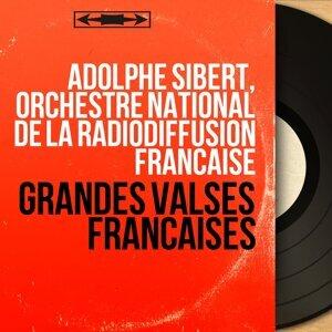 Adolphe Sibert, Orchestre national de la Radiodiffusion française 歌手頭像