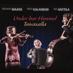 Marianne Maans, Maria Kalaniemi, Ape Anttila 歌手頭像