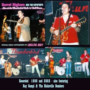 Darrel Higham and The Enforcers 歌手頭像