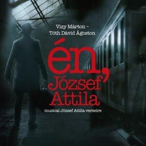 Musical József Attila verseire 歌手頭像