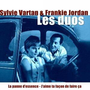 Sylvie Vartan, Frankie Jordan 歌手頭像