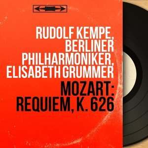 Rudolf Kempe, Berliner Philharmoniker, Elisabeth Grümmer 歌手頭像