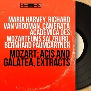 Maria Harvey, Richard van Vrooman, Camerata Academica des Mozarteums Salzburg, Bernhard Paumgartner 歌手頭像