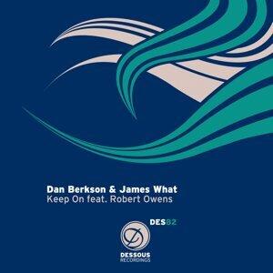 Dan Berkson, James What 歌手頭像