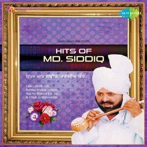 Mohd Siddique 歌手頭像