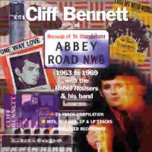 Cliff Bennett 歌手頭像