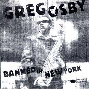 Greg Osby (葛瑞格‧歐斯比)