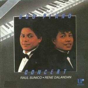 Raul Sunico, Rene Dalandan 歌手頭像
