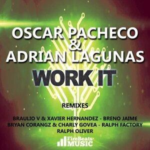Oscar Pacheco, Adrian Lagunas 歌手頭像