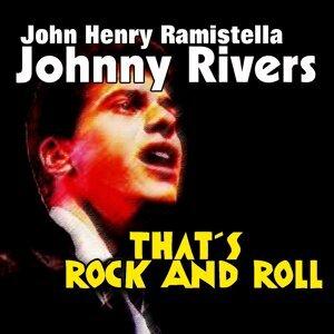 Johnny Rivers, John Henry Ramistella 歌手頭像