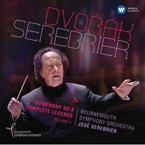 José Serebrier - Dvorák Sym 8 歌手頭像