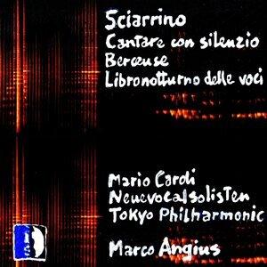 Tokyo Philharmonic Orchestra, Mario Caroli, Marco Angius 歌手頭像
