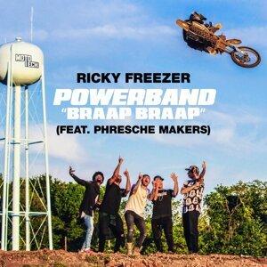 Ricky Freezer 歌手頭像
