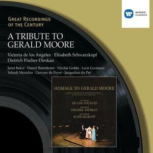 Gerald Moore (傑拉德摩爾) 歌手頭像