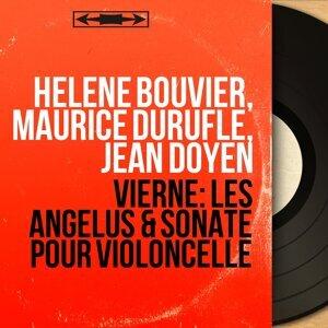 Hélène Bouvier, Maurice Duruflé, Jean Doyen 歌手頭像