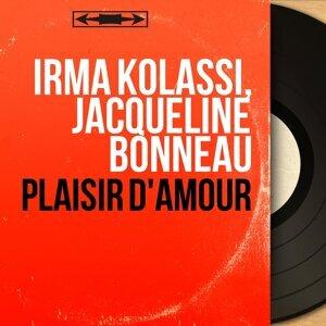 Írma Kolássi, Jacqueline Bonneau 歌手頭像