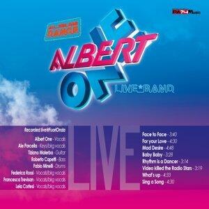 Albert One Live Band 歌手頭像
