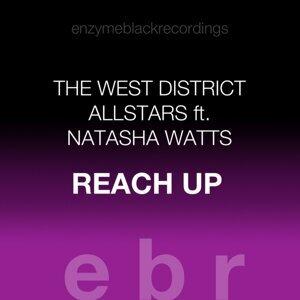 The West District All Stars feat. Natasha Watts 歌手頭像