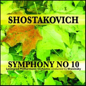Leningrad Philharmonic Orchestra  and Mravinsky 歌手頭像