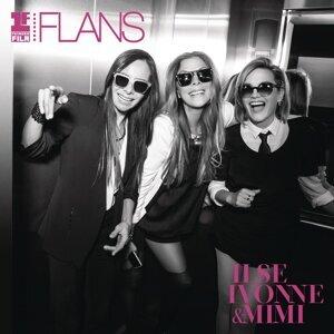 Ilse, Ivonne y Mimi