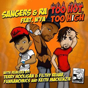 Sangers & Ra feat. N'FA 歌手頭像