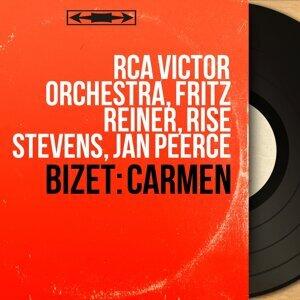RCA Victor Orchestra, Fritz Reiner, Risë Stevens, Jan Peerce 歌手頭像
