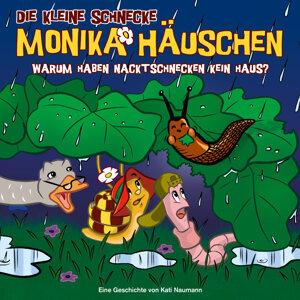 Die kleine Schnecke Monika Häuschen