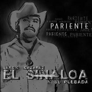 """Sergio Cazarez """"El Sinaloa y Su Plebada"""" 歌手頭像"""