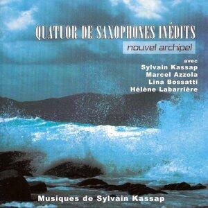 Quatuor de Saxophones Inédits 歌手頭像