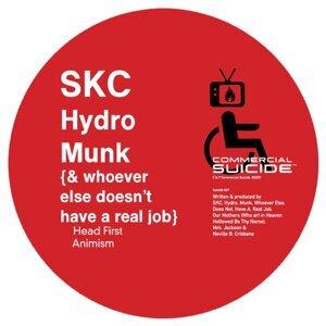 SKC, Hydro, Munk 歌手頭像