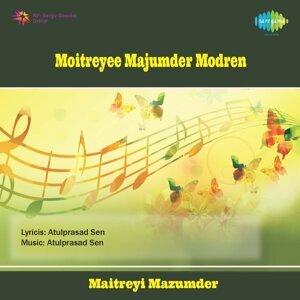 Maitreyi Mazumder 歌手頭像