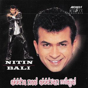 Nitin Bali 歌手頭像