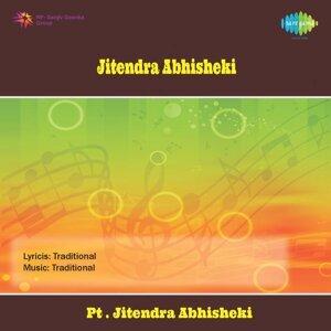 Pt . Jitendra Abhisheki 歌手頭像