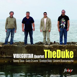 Vibeguitar Quartet 歌手頭像