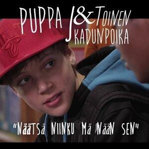 Puppa J & Toinen Kadunpoika 歌手頭像