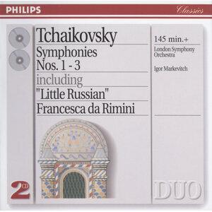 London Symphony Orchestra,New Philharmonia Orchestra,Igor Markevitch 歌手頭像